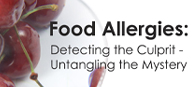 Food Allergies Seminar