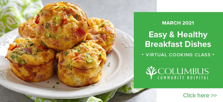 Easy & Healthy Breakfast Dishes