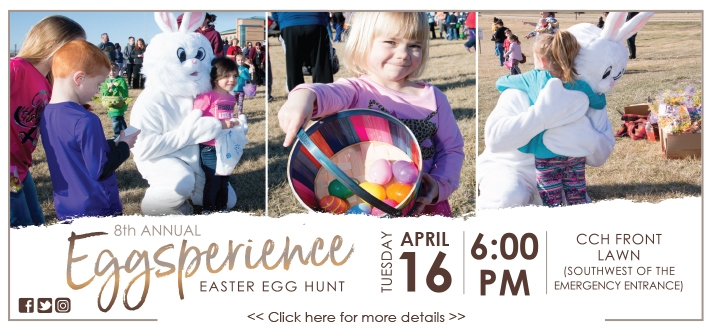 Eggsperience Easter Egg Hunt