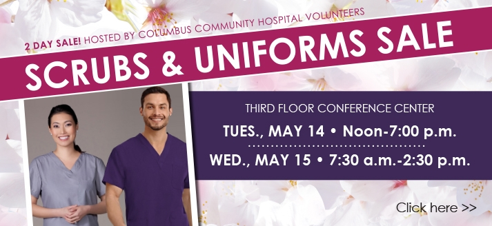 Scrubs and Uniform Sale