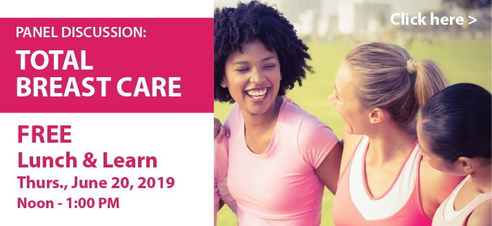 Total Breast Care Lunch and Learn