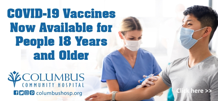 COVID19 Vaccines for People 18 and Older