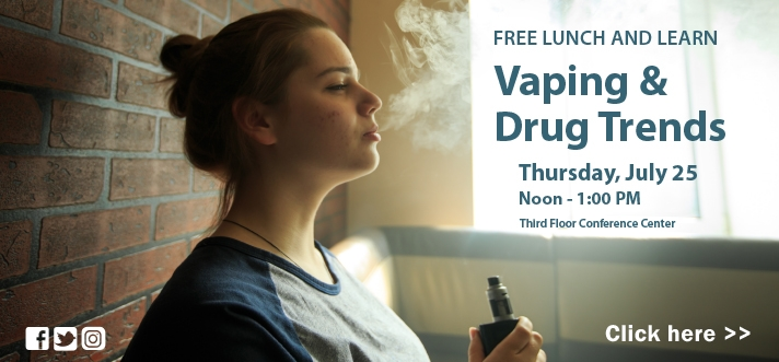 Vaping and Drug Trends