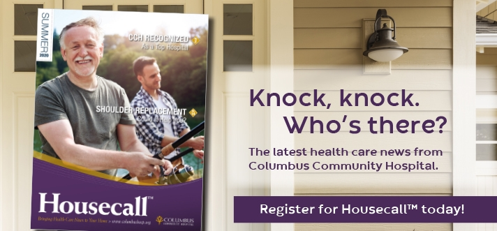CCH Housecall newsletter